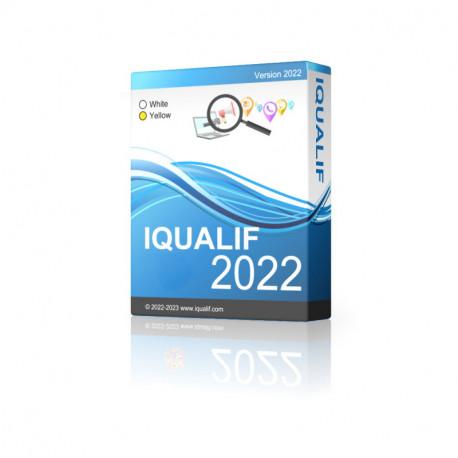 IQUALIF Canada 41 White, Einzelpersonen