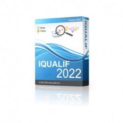 IQUALIF فيفاستريت  صفحات البيانات الصفراء والبيضاء، اعلانات